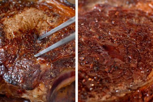 pinchar la carne mito